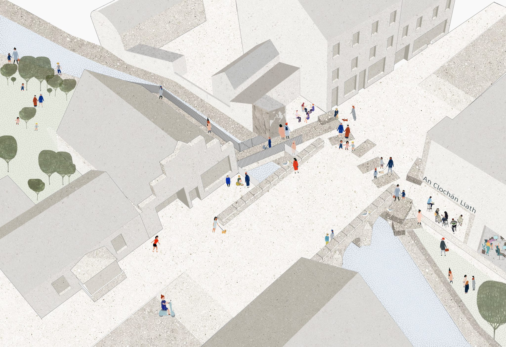RIAI Awards in TidyTowns Competition