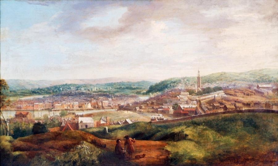 A Merchant City: The Building and Buildings of Georgian Cork