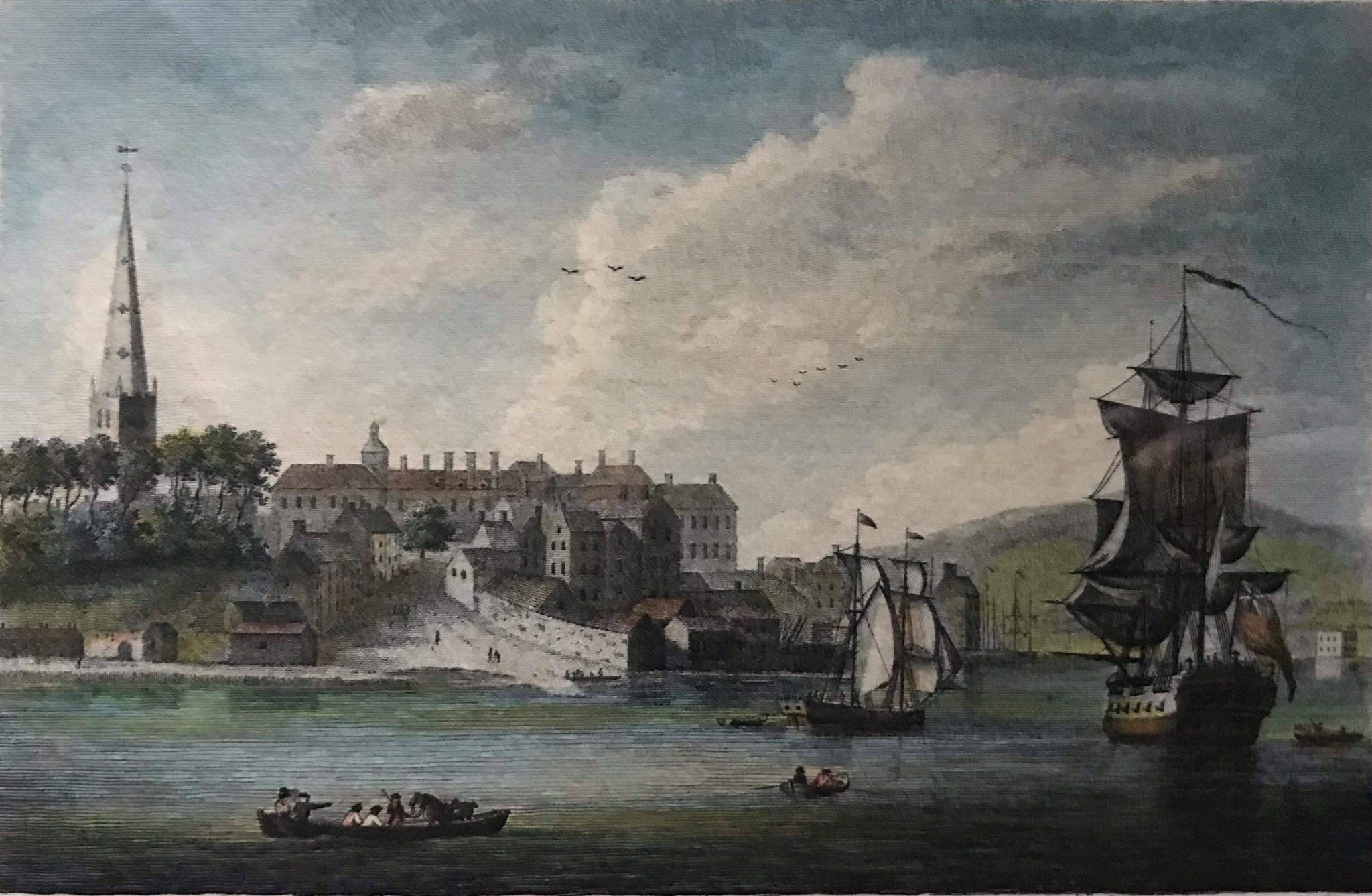 City of Derry: From Siege to Survey
