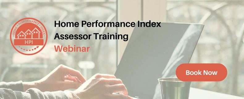 Home Performance Index Assessor Training