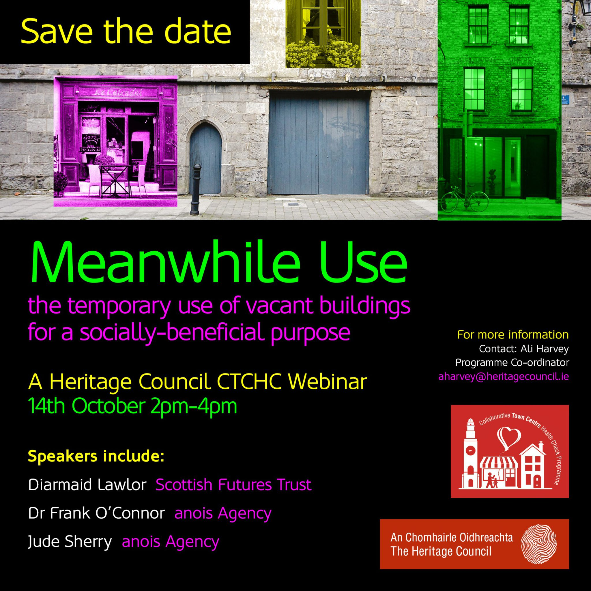 'Meanwhile Use' and the temporary use of vacant buildings for a socially beneficial purpose